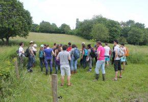 Le SIAG accueille des étudiants de Polytech Tours