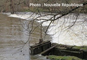 Une petite ouverture pour les barrages de la Gartempe