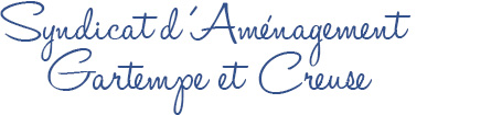 Syndicat d'Aménagement Gartempe et Creuse
